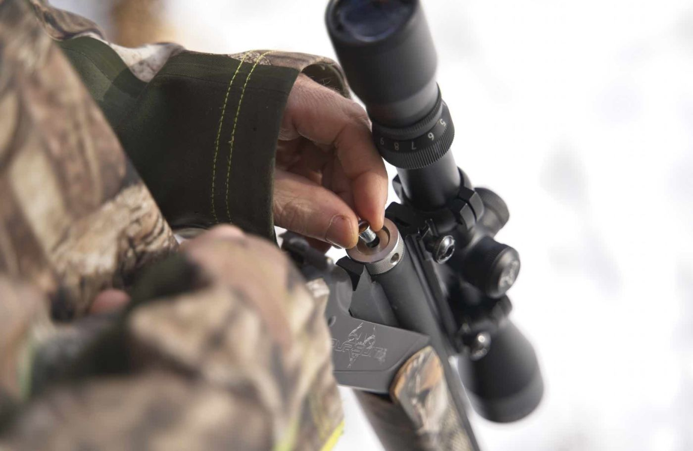 Back To Traditions: Modern Muzzleloaders…   Shooting Sports